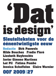 Dat is Design